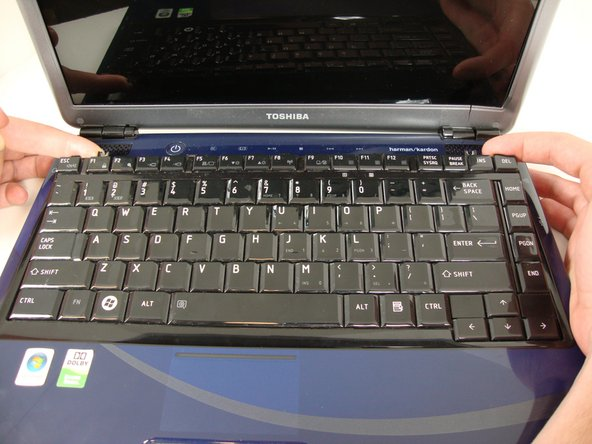 Toshiba Satellite M305D-S4829 Keyboard Replacement