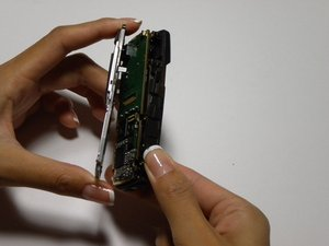 Keypad, Speaker, and Screen Assembly