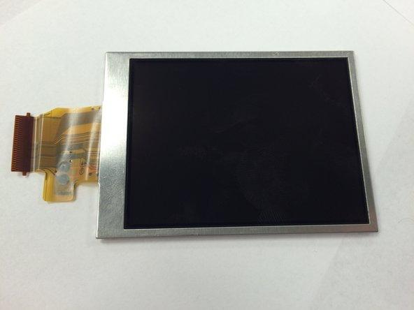 Nikon Coolpix P100 Display Screen Replacement