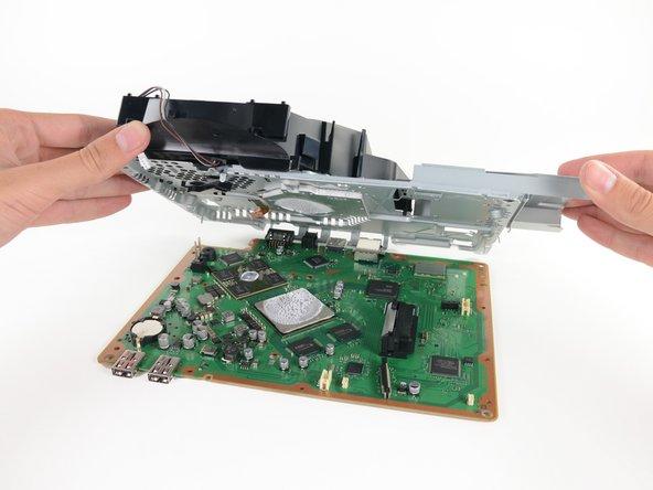 Under door number two…the motherboard!