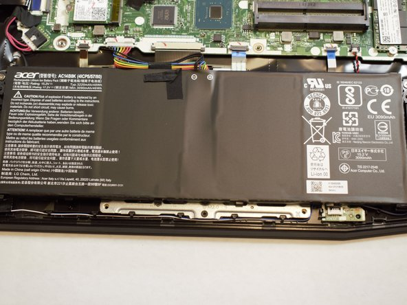 Acer Nitro 5 AN515-53-55G9 Battery Replacement