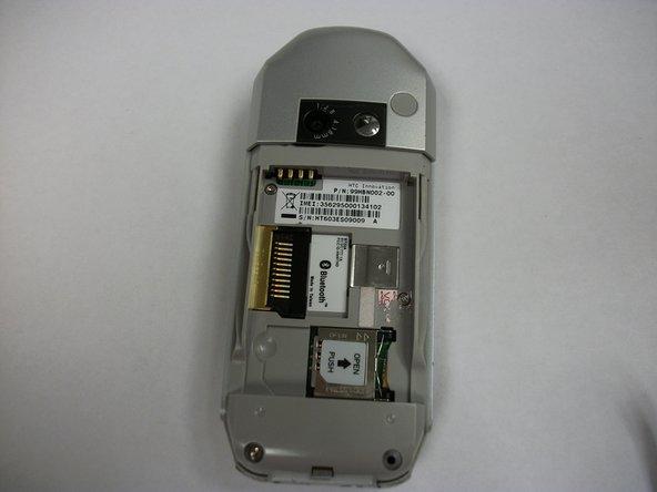T-Mobile SDA (HTC Tornado) SIM Card Replacement