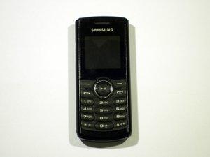 Samsung GT-E2120 Teardown