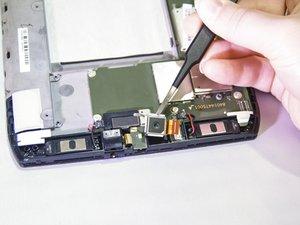 Motorola XOOM 2 Media Edition Back Facing Camera Replacement