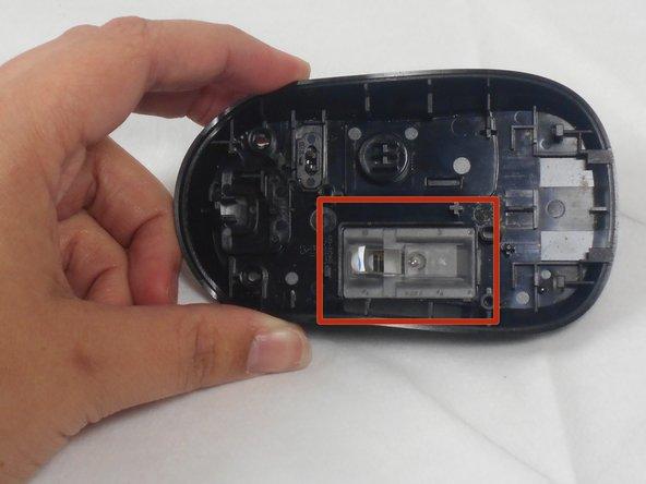 Logitech M215 Lens Replacement