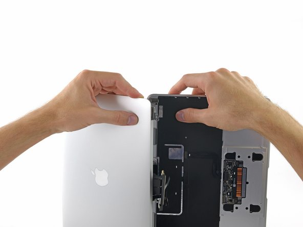 Retina MacBook 2015 Display Assembly Replacement
