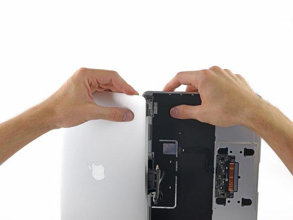 Retina MacBook 2015 Displayeinheit austauschen