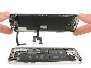 iPhone X 屏幕面板更换