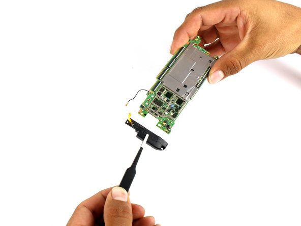 HTC One M8 Bottom Speaker Replacement