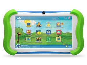 Sprout Channel Cubby Tablet Repair
