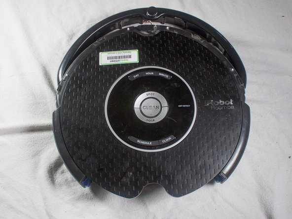 iRobot Roomba 551 Faceplate Replacement