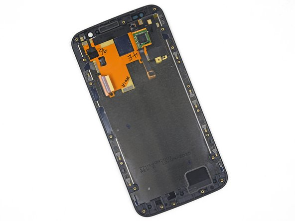 Motorola Moto X Pure Edition LCD and Digitizer Assembly Replacement
