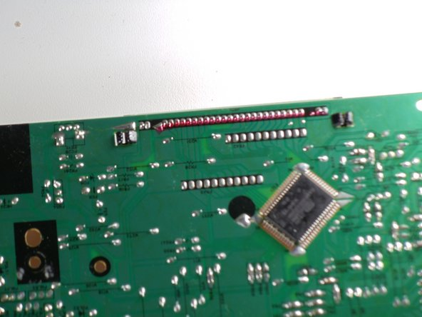 Samsung DVD-P230 LCD Screen Replacement