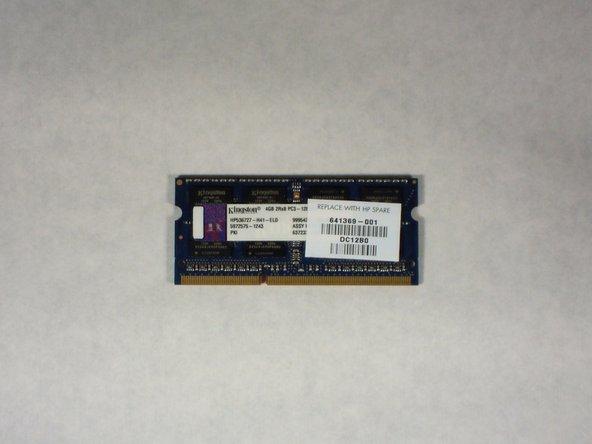 HP Pavilion g7-2275dx RAM Replacement