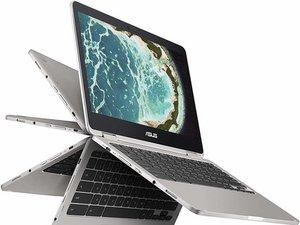 Chromebook Flip C302 Repair