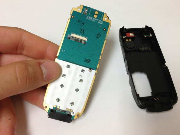 Sony Ericsson J22Oi Charging Port Replacement