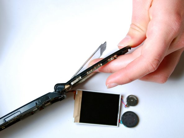 Apply even amounts of force upon removing screen, otherwise cracking may occur.