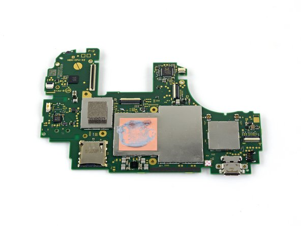 Nintendo Switch Lite Motherboard Replacement