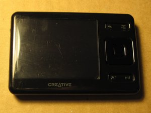 Screen and Battery