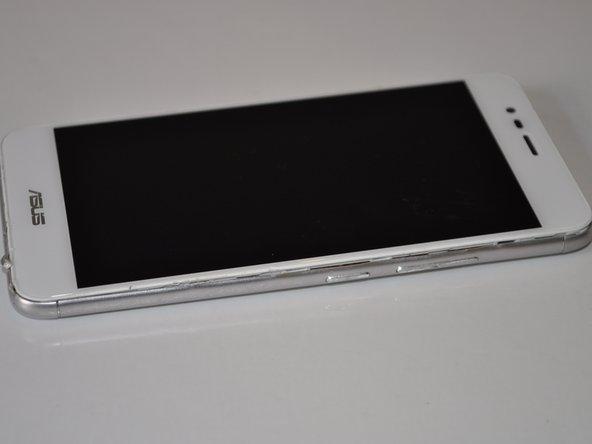 Asus Zenfone 3 Max Screen Replacement