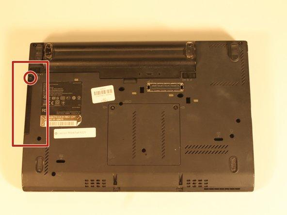 联想 ThinkPad X220 更换硬盘
