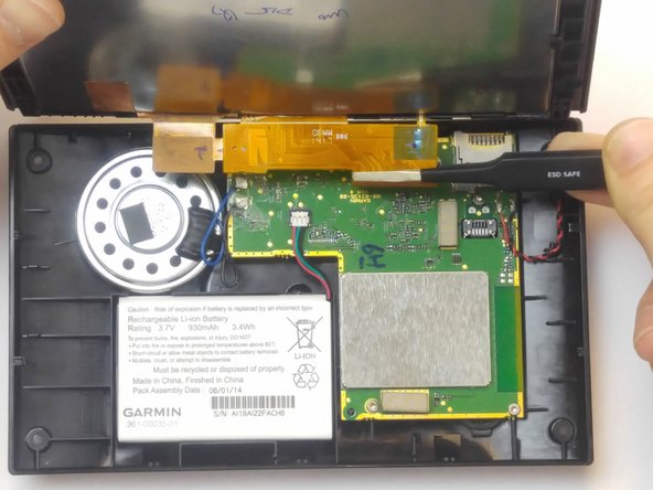 Garmin Nuvi 2589LMT Display Assembly Replacement