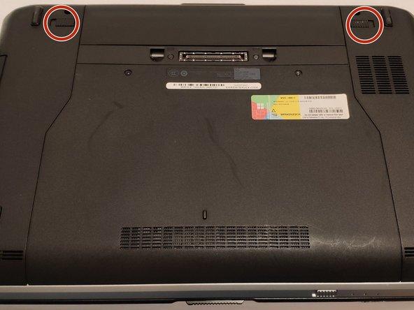 Dell Latitude E5430 Hard Drive Replacement
