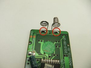 Remote Battery Terminal