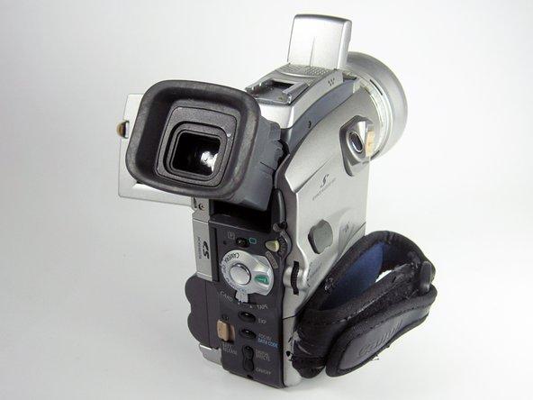 Canon Optura 100MC Hand Strap Replacement