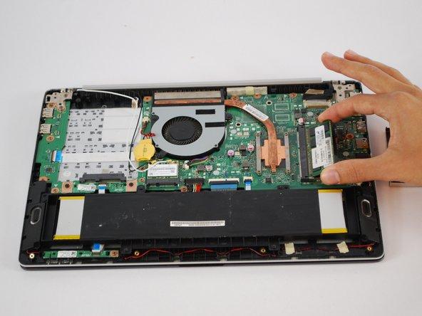 Asus Vivobook Q301LA-BHI5T02 RAM  Replacement