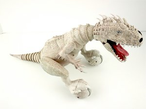 Zoomer Jurassic World Indominus Rex