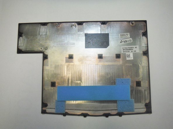 Dell Alienware 13 Base Panel Replacement