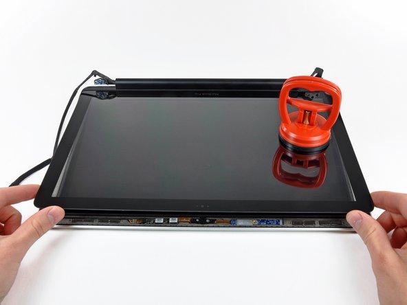 MacBook Pro (13 Zoll, Mitte 2010, Unibody) Displayglas tauschen