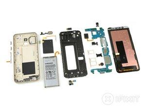 Teardown do Samsung Galaxy J6