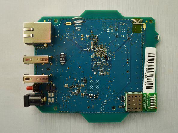 Samsung SmartThings Hub Motherboard Replacement