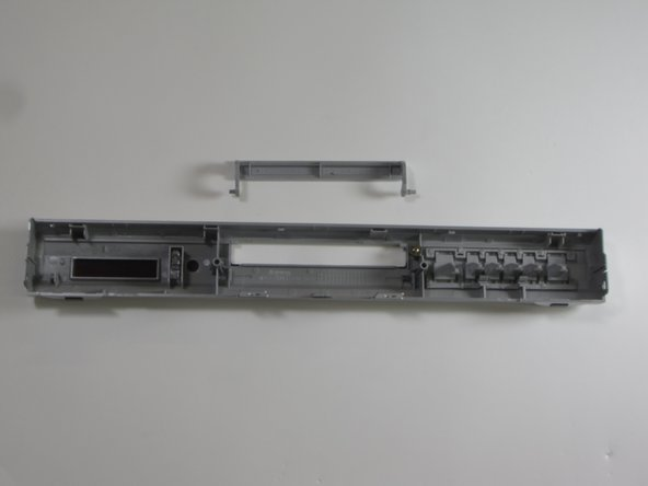 Toshiba SD-K740 Front Flap Tray Door Replacement