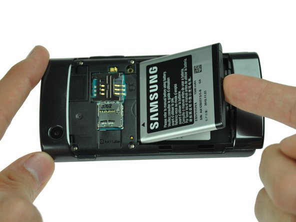 Samsung Captivate Battery Replacement