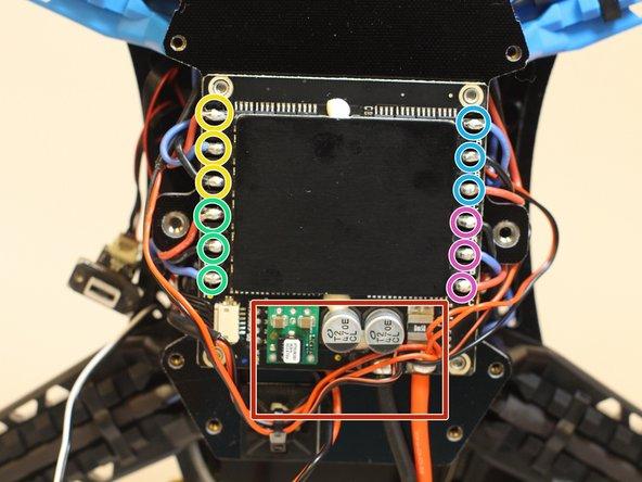3DR Iris Plus Quadcopter Motor Replacement