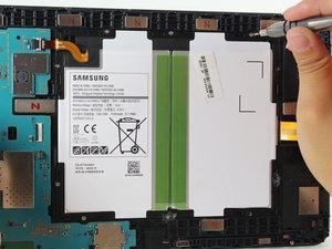 Samsung Galaxy Tab A 10.1 Akku austauschen