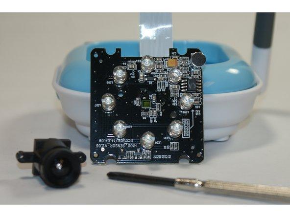 Infant Optics DXR-5 Camera Lens Replacement