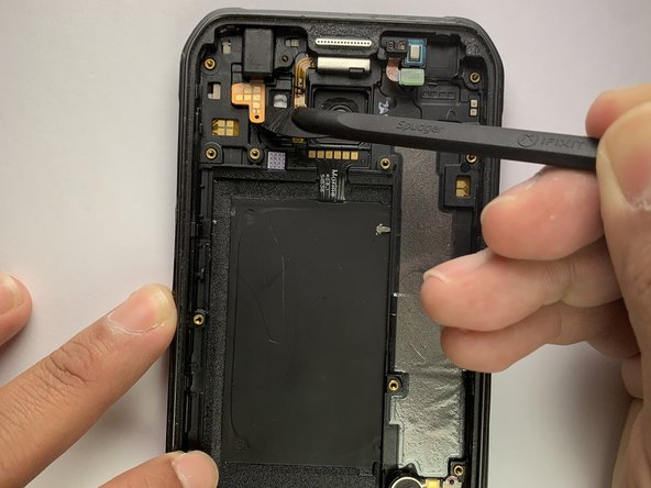 Samsung Galaxy S6 Active Headphone Jack Replacement