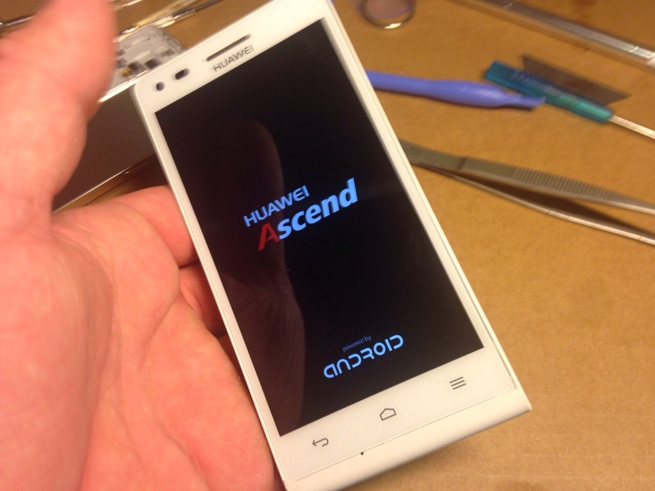Huawei Ascend G6 Front Panel Replacement - iFixit Repair Guide