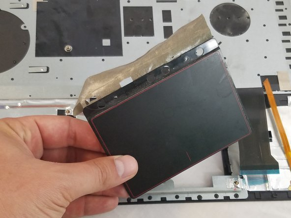 Asus Rog GL55VW-DH71 Touchpad Replacement