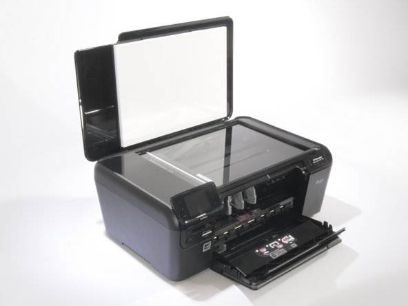 HP Photosmart D110a Printer Hood Assembly Replacement