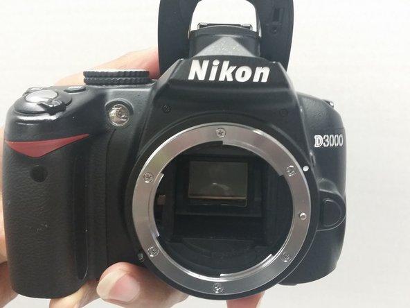 Nikon D3000 Flash Spring Replacement