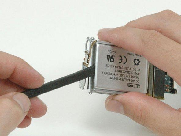 iPod Nano 2. Generation Display tauschen
