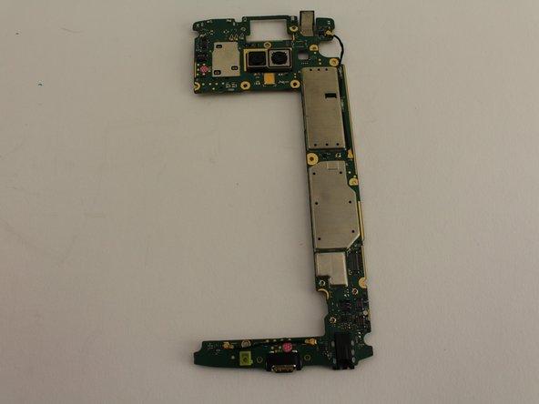 Motorola Moto G6 Motherboard Replacement