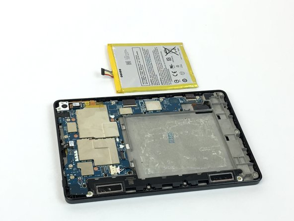Remove battery from compartment and replace it with a new one.