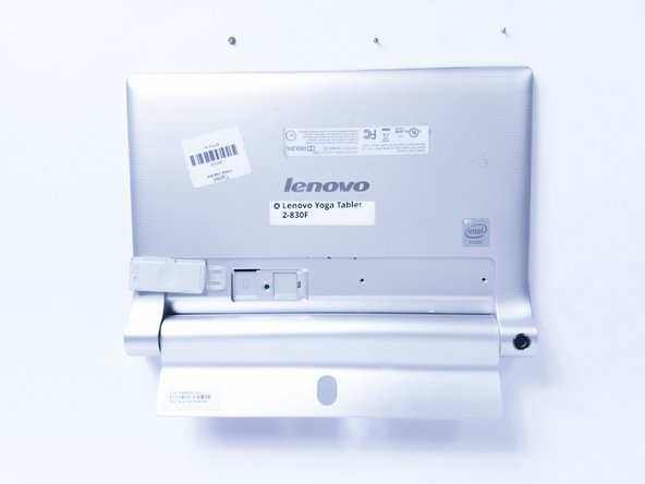 Remplacement de l'antenne Wifi du Lenovo Yoga Tablet 2 830-F