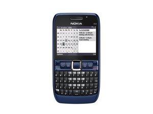 Nokia E63 Repair